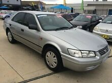 2002 Toyota Camry MCV20R CSi Silver 4 Speed Automatic Sedan Fyshwick South Canberra Preview