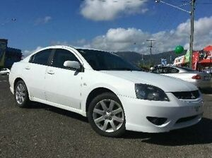 2007 Mitsubishi 380 DB Series 2 VR-X White 5 Speed Sports Automatic Sedan Westcourt Cairns City Preview