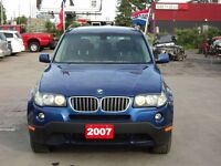 2007 BMW X3 Loaded with options