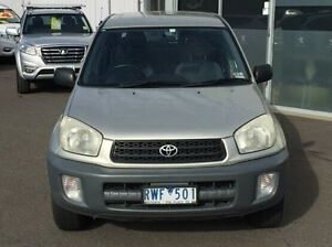 2002 Toyota RAV4 Gold Automatic Wagon Hoppers Crossing Wyndham Area Preview