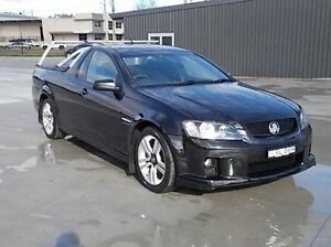 2009 Holden Ute VE MY09.5 SV6 Black 5 Speed Sports Automatic Utility Mitchell Bathurst City Preview