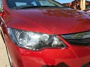2010 Honda Civic 8th Gen MY10 Limited Edition Red 5 Speed Automatic Sedan Melville Melville Area Preview
