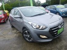 2015 Hyundai i30 GD3 Series II MY16 Active X Silver 6 Speed Manual Hatchback West Ballina Ballina Area Preview
