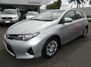 2013 Toyota Corolla ZRE182R Ascent S-CVT Silver 7 Speed Constant Variable Hatchback Oakleigh Monash Area Preview