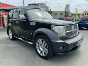 2008 Dodge Nitro KA SX Black 5 Speed Automatic Wagon Southport Gold Coast City Preview