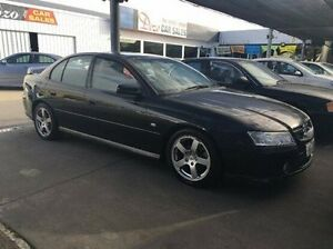 2005 Holden Commodore VZ SV6 Black 5 Speed Sports Automatic Sedan Maidstone Maribyrnong Area Preview