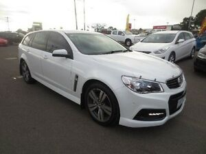 2014 Holden Commodore VF MY14 SV6 Sportwagon White 6 Speed Sports Automatic Wagon Coolaroo Hume Area Preview