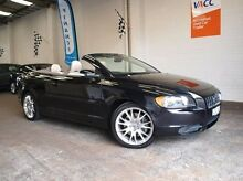 2006 Volvo C70 M Series MY07 T5 Black 5 Speed Sports Automatic Convertible Highett Bayside Area Preview