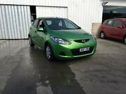 2007 Mazda 2 DE10Y1 Neo Green 5 Speed Manual Hatchback Maidstone Maribyrnong Area Preview