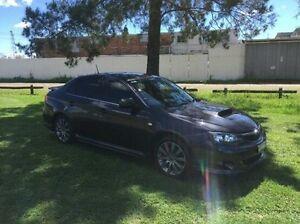 2009 Subaru Impreza Grey Manual Sedan East Kempsey Kempsey Area Preview