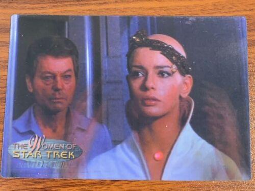 2000 Rittenhouse Women of Star Trek in Motion #13 Flia Free Shipping