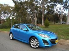 2010 Mazda 3 BL10L1 SP25 Blue 6 Speed Manual Hatchback St Marys Mitcham Area Preview