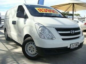 2011 Hyundai iLOAD TQ-V MY11 White 5 Speed Manual Van Enfield Port Adelaide Area Preview
