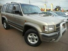 2001 Holden Jackaroo  Gold Automatic Wagon Thomastown Whittlesea Area Preview