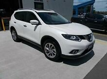 2015 Nissan X-Trail T32 TL 4WD White 6 Speed Manual Wagon Burwood Whitehorse Area Preview