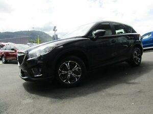 2012 Mazda CX-5 KE1021 Maxx SKYACTIV-Drive AWD Sport Black 6 Speed Sports Automatic Wagon Earlville Cairns City Preview