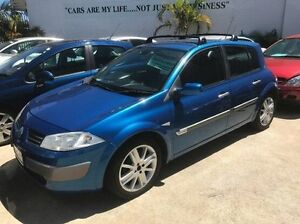 2004 Renault Megane II X84 Dynamique LX Blue 6 Speed Manual Hatchback Welshpool Canning Area Preview