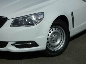 2015 Holden Ute VF MY15 Ute White 6 Speed Sports Automatic Utility Diggers Rest Melton Area Preview