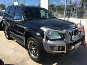 2008 Toyota Landcruiser Prado GRJ120R GXL Black 6 Speed Manual Wagon Edgewater Joondalup Area Preview