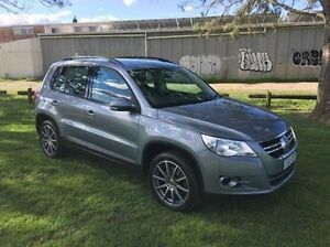 2009 Volkswagen Tiguan Grey Sports Automatic Wagon East Kempsey Kempsey Area Preview