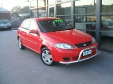 2006 Holden Viva JF Red 5 Speed Manual Hatchback Launceston Launceston Area Preview