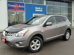 2013 Nissan Rogue Special Edition FWD ,SUNROOF, ALUMINIUM WHEELS