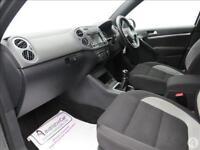 Volkswagen Tiguan 2.0 TDi 140 BMT R Line 5dr 4WD