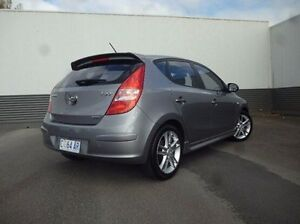 2011 Hyundai i30 FD MY11 SR Grey 5 Speed Manual Hatchback Cooee Burnie Area Preview