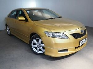 2007 Toyota Camry ACV40R Sportivo Gold 5 Speed Automatic Sedan Mount Gambier Grant Area Preview