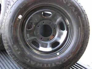 Continental Contitrac TR tires