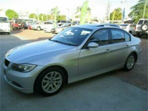 2005 BMW 320i E46 MY2004 Sport Steptronic Grey 5 Speed Sports Automatic Sedan Minchinbury Blacktown Area Preview