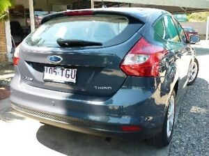 2013 Ford Focus LW MKII Trend PwrShift Grey 6 Speed Sports Automatic Dual Clutch Hatchback Deagon Brisbane North East Preview
