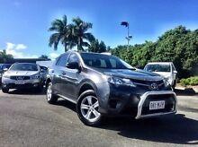 2013 Toyota RAV4 ZSA42R GX 2WD Grey 7 Speed Constant Variable Wagon Mackay 4740 Mackay City Preview