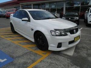 2011 Holden Commodore VE II SS White 6 Speed Sports Automatic Sedan Gateshead Lake Macquarie Area Preview