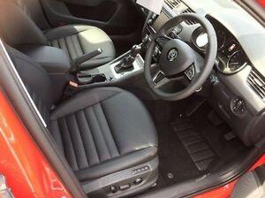 2015 Skoda Octavia NE MY16 Style DSG 110TSI Red 7 Speed Sports Automatic Dual Clutch Wagon Seaford Frankston Area Preview