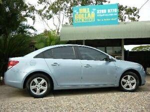 2010 Holden Cruze JG CD Blue 6 Speed Sports Automatic Sedan Deagon Brisbane North East Preview