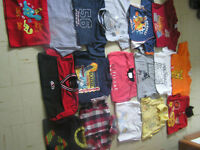boys alot  sz. 4 to sz. 5 Brand name Summer clothes.