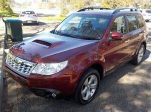 2011 Subaru Forester S3 MY11 2.0D AWD Premium Red 6 Speed Manual Wagon Old Reynella Morphett Vale Area Preview