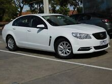 2013 Holden Commodore VF MY14 Evoke White 6 Speed Sports Automatic Sedan Fawkner Moreland Area Preview