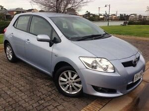 2008 Toyota Corolla ZRE152R Conquest Blue 4 Speed Automatic Hatchback Ingle Farm Salisbury Area Preview