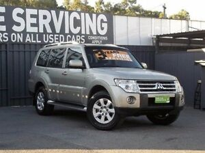 2009 Mitsubishi Pajero NT MY10 GLS Brown 5 Speed Sports Automatic Wagon Old Reynella Morphett Vale Area Preview