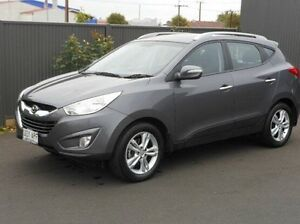 2011 Hyundai ix35 LM MY11 Elite AWD Grey 6 Speed Sports Automatic Wagon Mount Gambier Grant Area Preview