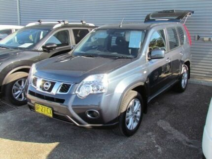 2011 Nissan X-Trail T31 Series IV Blue Constant Variable Wagon Woodbine Campbelltown Area Preview