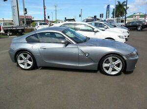 2007 BMW Z4 E86 3.0SI Silver 6 Speed Semi Auto Coupe Gympie Gympie Area Preview