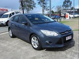 2013 Ford Focus LW MKII Trend Blue 6 Speed Sports Automatic Dual Clutch Hatchback Morningside Brisbane South East Preview