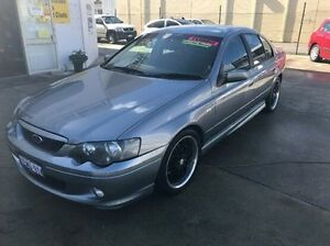 2004 Ford Falcon BA XR6 Grey 4 Speed Sports Automatic Sedan Welshpool Canning Area Preview