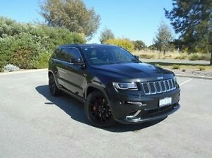 2014 Jeep Grand Cherokee WK MY2014 SRT Black 8 Speed Sports Automatic Wagon East Rockingham Rockingham Area Preview