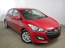 2014 Hyundai i30 GD2 Active Red 6 Speed Sports Automatic Hatchback Mount Gambier Grant Area Preview