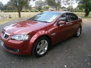 2007 Holden Calais VE MY08.5 V Maroon 5 Speed Sports Automatic Sedan Mitchell Bathurst City Preview