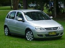 2004 Holden Barina XC MY04 CD Silver 4 Speed Automatic Hatchback West Ballina Ballina Area Preview